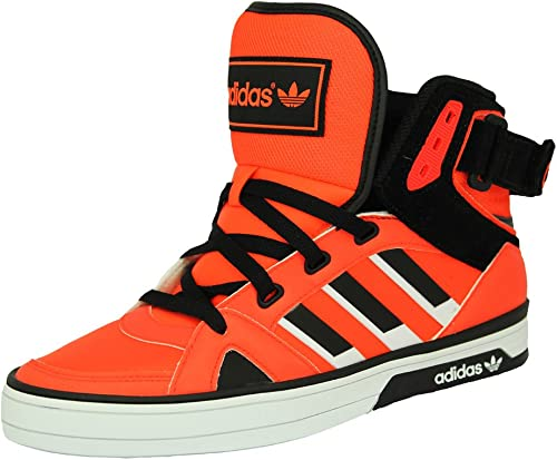 adidas Space Diver Chaussures Mode Sneakers Homme Orange Noir ...