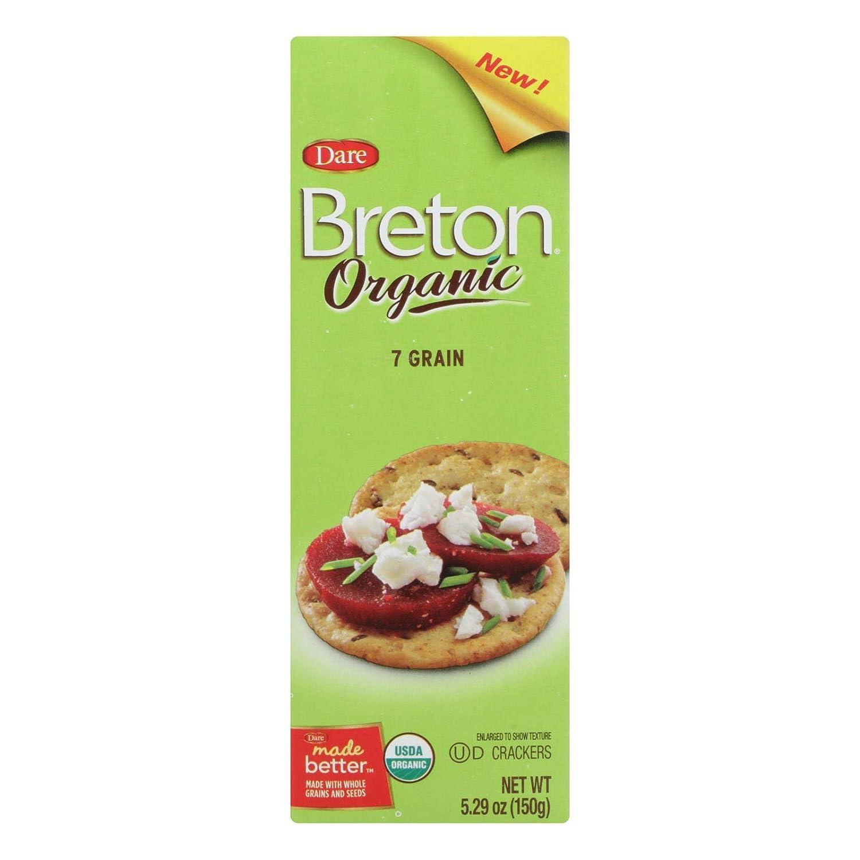 Mail order BRETON DARE CRACKER OG2 7 of - Pack GRAIN 6 Many popular brands