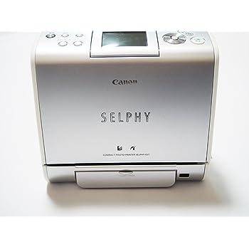 キヤノン コンパクトフォトプリンタ SELPHY (セルフィ) ES1