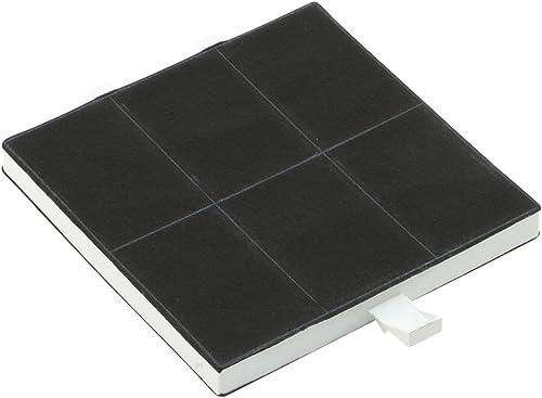 Filtre à charbon actif compatible avec différentes hottes/Hottes/Dîner de Balay/Bosch/Constructa/Neff/Junker + RUH/Si...