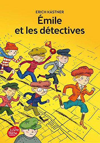 Emile et les detectives (Livre de Poche Jeunesse)