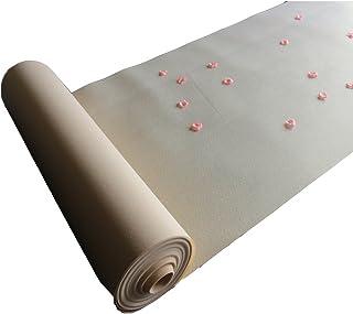 カーペットの結婚式のカーペットの展覧会カーニバルの結婚式の敷物ステージ表彰台シャンパンの敷物オープニング展覧会の空白使い捨て毛布 (Color : CHAMPAGNE, Size : 1M*30M)