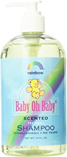 Rainbow Research Baby Oh Baby Organic Herbal Shampoo Scented - 16 Oz, 2 Pack