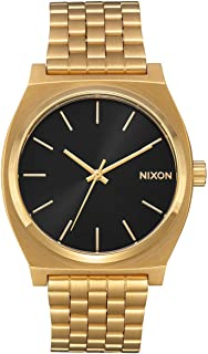 Nixon Hommes Quartz Montre avec Bracelet en Acier Inoxydable 258353