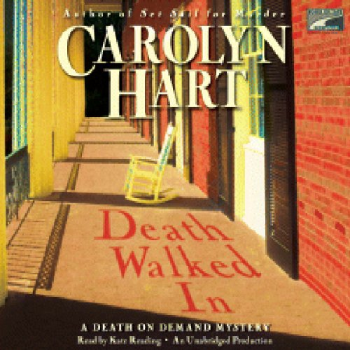 Death Walked In audiobook cover art