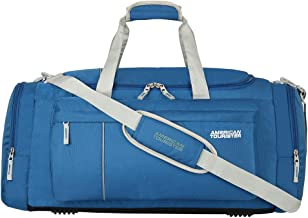 American Tourister Nylon 65 cms Blue Travel Duffle (40X (0) 01 009)