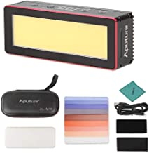 Aputure AL-MW LED Video Light Waterproof 5600K Daylight Mini Continuous Light IP68 with 5 Cinamatic Lighting Effects CRI 95+ for Underwater Lighting with Andoer Cleaning Cloth