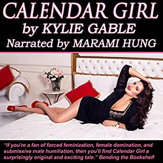 Calendar Girl audiobook cover art
