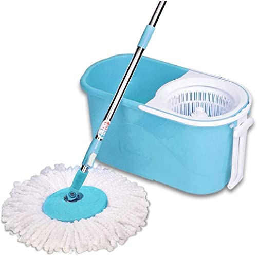 Gala e-Quick Spin Mop with Easy Wheels and Bucket with 2 Refills product image