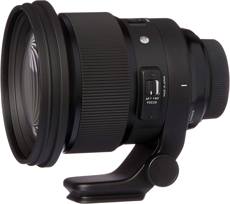 Sigma 105 Mm F1 4 Dg Hsm Art Lens For Canon Camera Photo