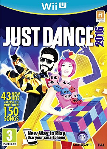 Just Dance 2016 [Importación Francesa]