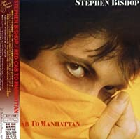 Red Cab to Manhattan by Stephen Bishop (2006-10-23)