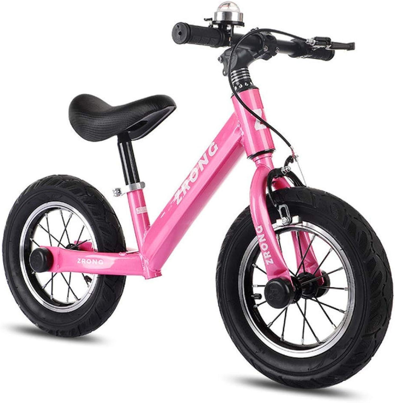 punto de venta barato ZLMI Equilibrar Bicicleta, sin Pedal Caminar Caminar Caminar Marco de Bicicleta Ligero No Pedales Equilibrio Infantil Coche Edades 1-7 años  oferta especial