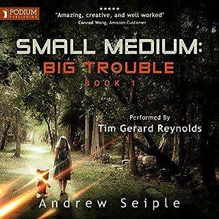 Big Trouble audiobook cover art