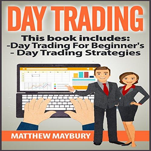 Day Trading: 2 Manuscripts Titelbild
