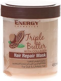 ENERGY COSMETICS Hair Repair Mask Tripple Butter, 450 ml