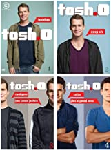 Tosh.0: Complete Volumes 1-4 DVD Collection (Hoodies / Deep V's / Cardigans Plus Casual Jackets / Collas Plus Exposed Arms)