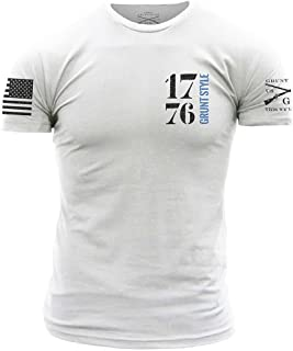 1776 S/S Men's T-Shirt - USA Made