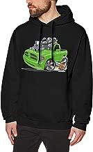 Eowlte Dodge Ram Sublime Truck Men's Hoodie Sweatshirt Black