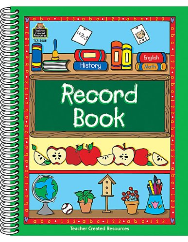 10 best teacher record book for elementary for 2020