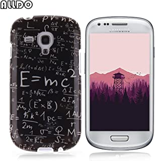 a352d49e193 AllDo Funda Silicona para Samsung Galaxy S3 Mini i8190 Carcasa Protectora  Caso Suave TPU Soft Silicone