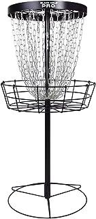 MVP Black Hole Pro 24-Chain Portable Disc Golf Basket Target
