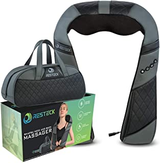 RESTECK- Massagers for Neck and Back with Heat
