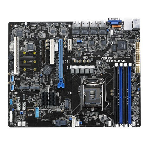 Server Mainboard Asus P10S-C/4L Intel C232 LGA 1151 ATX