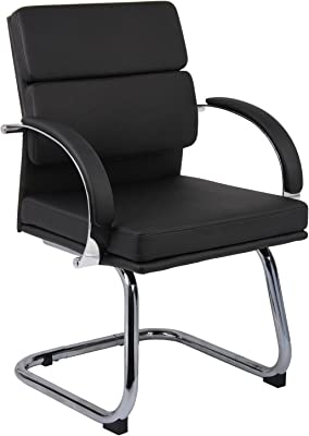 Black OUTMASTER Makeup Chair
