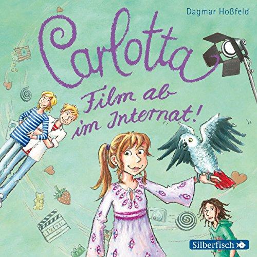 Film ab im Internat!     Carlotta 3              Autor:                                                                                                                                 Dagmar Hoßfeld                               Sprecher:                                                                                                                                 Marie Bierstedt                      Spieldauer: 2 Std. und 30 Min.     49 Bewertungen     Gesamt 4,7