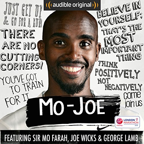 Mo-Joe: An 18-Week Marathon Training Diary cover art