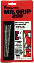 Woodmate 1298-KS Mr. Grip Furniture Repair Kit, Pack of 1, Steel