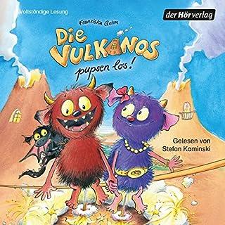 Die Vulkanos pupsen los! (Die Vulkanos 1) Titelbild