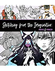 Sketching from the Imagination: Anime & Manga