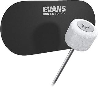 Evans EQ Double Pedal Patch, Black Nylon,EQPB2