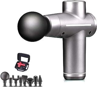 XMJM Pistolet De Massage - Pistolet De Massage À Haute Pression USB pour La Relaxation Musculaire Profonde Et Soulagement ...