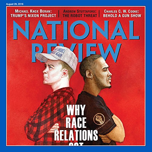 National Review - August 29, 2016 audiobook cover art