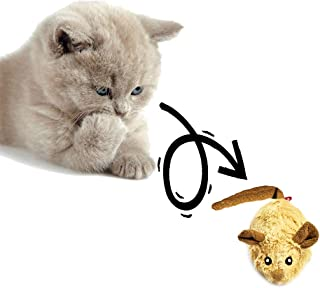 Best battery operated mouse toy for cats Reviews