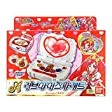nobrand Glitter Force Doki Doki PreCure Heartbeat 3 Love Eyes Pallete Animation Action Toy Roll Play Korean Version