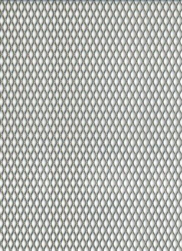 GAH-Alberts 467340 Streckmetallblech | Stahl | 250 x 500 x 1,2 mm