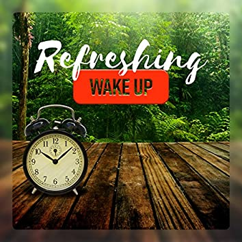 Refreshing Wake Up: Optimistic Alarm Clock Exotic Sounds