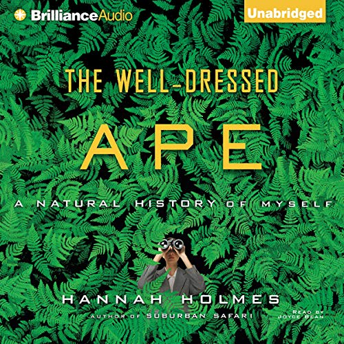 The Well-Dressed Ape cover art