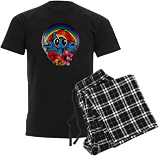 CafePress My Little Pony Rainbow Dash Flowers Pajama Set