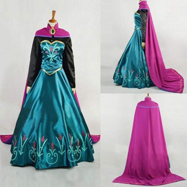 CHUNJ Halloween Damenkostüm Kleid Frauen Cosplay Kostüm Mädchen Prinzessin Disguise Sexy Halloween B07JVYL3PH  Großartig  | Spielzeugwelt, fröhlicher Ozean