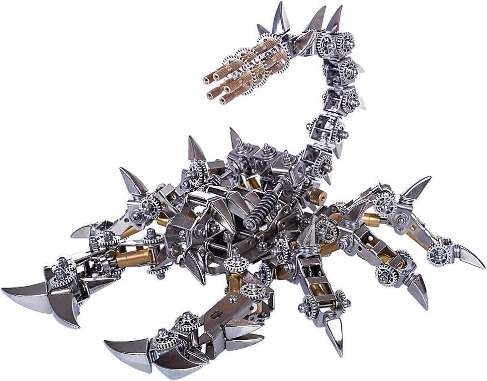ART MODEL 3D Metal Model THE Twelve Constellations Diy Assemble Puzzle Build Toy