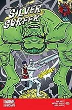 Silver Surfer (2014-2015) #5 (English Edition)