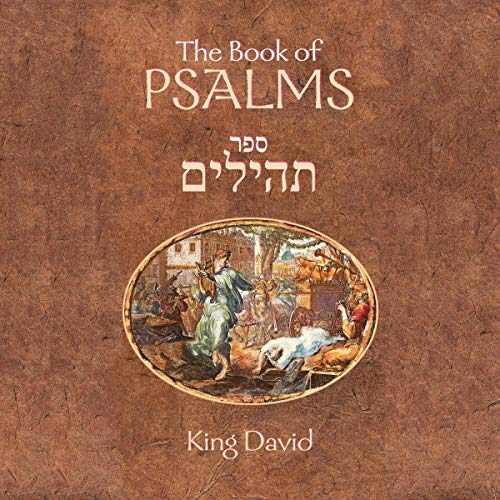 The Book of Psalms Audiobook By King David cover art