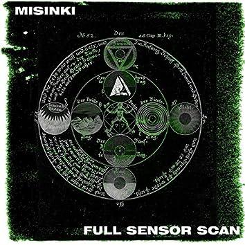 Full Sensor Scan