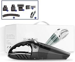 Vacuum Cleaner Replacements Car Vacuum Cleaner Radio Car Double Use Wet & Dry Vacuum Cleaner 4-in-1 Vacuum Cleaner (Color...
