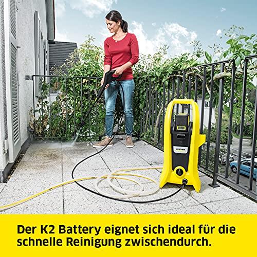 Kärcher Akku Hochdruckreiniger K 2 Battery exkl. Akku - 4